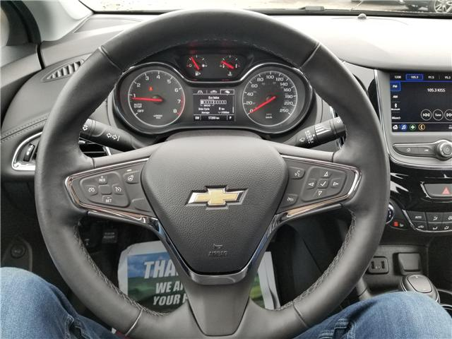 2019 Chevrolet Cruze Premier (Stk: ) in Kemptville - Image 7 of 18