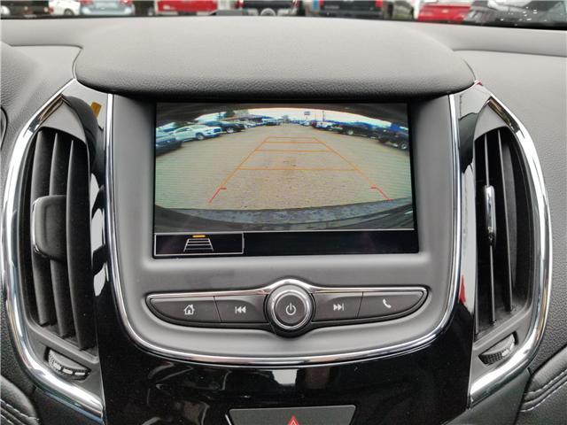 2019 Chevrolet Cruze Premier (Stk: ) in Kemptville - Image 10 of 18