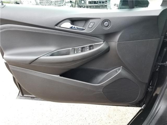 2019 Chevrolet Cruze Premier (Stk: ) in Kemptville - Image 13 of 18
