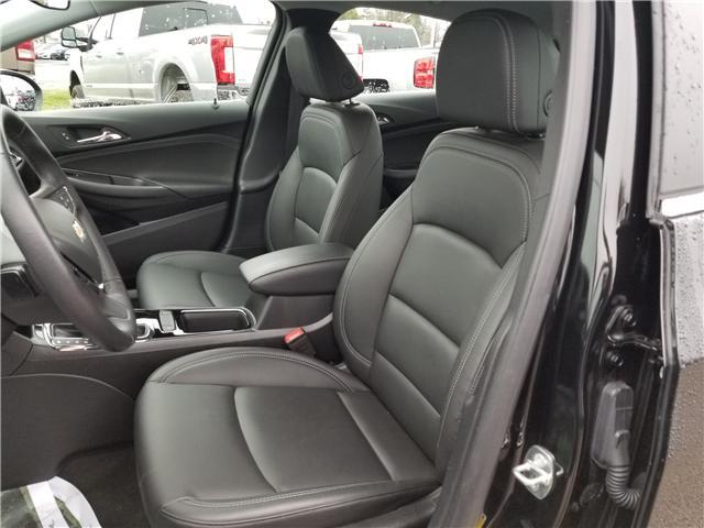 2019 Chevrolet Cruze Premier (Stk: ) in Kemptville - Image 12 of 18