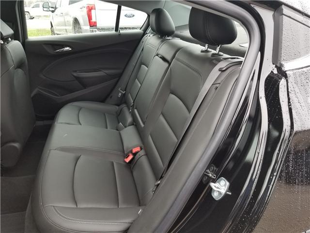 2019 Chevrolet Cruze Premier (Stk: ) in Kemptville - Image 15 of 18
