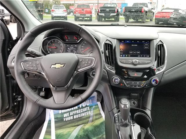 2019 Chevrolet Cruze Premier (Stk: ) in Kemptville - Image 6 of 18