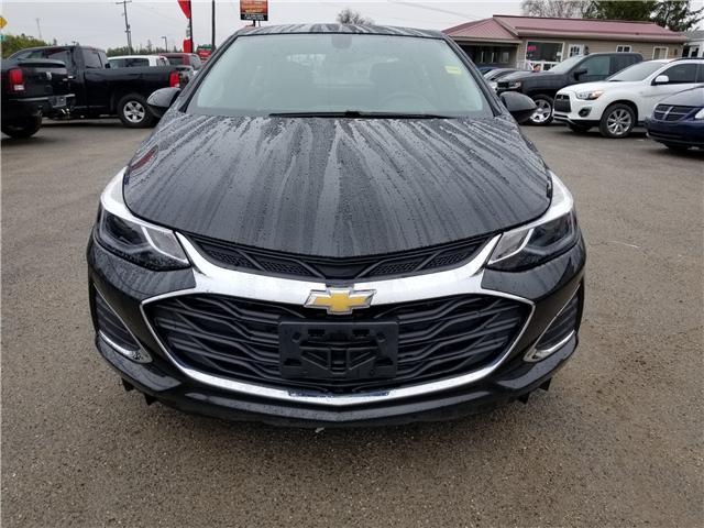 2019 Chevrolet Cruze Premier (Stk: ) in Kemptville - Image 2 of 18