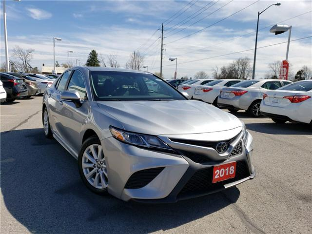2018 Toyota Camry SE (Stk: P1790) in Whitchurch-Stouffville - Image 3 of 15