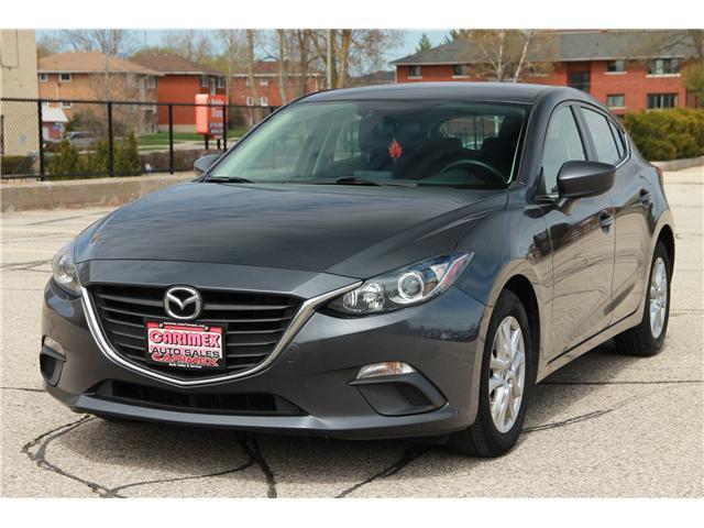 2016 Mazda Mazda3 GS (Stk: 1904157) in Waterloo - Image 1 of 29