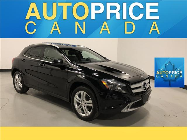 2015 Mercedes-Benz GLA-Class Base (Stk: W0295) in Mississauga - Image 1 of 26
