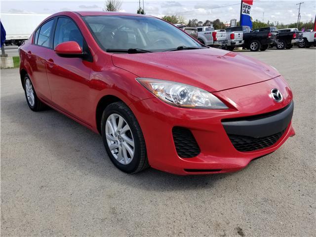 2013 Mazda Mazda3 GX (Stk: ) in Kemptville - Image 1 of 16