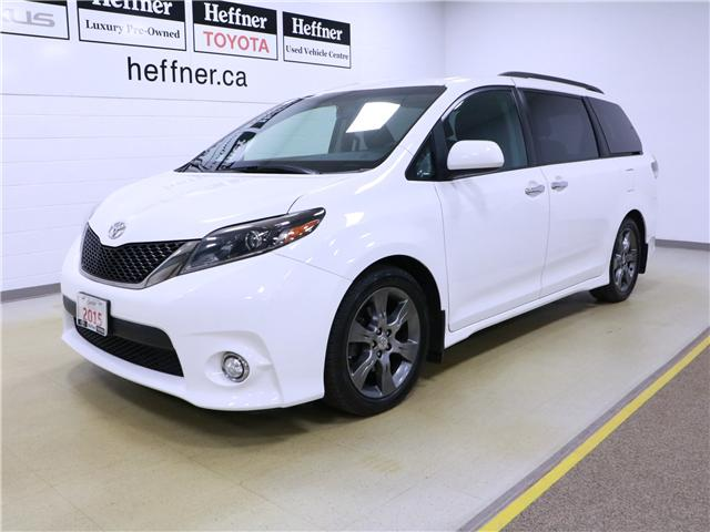 2015 Toyota Sienna SE 8 Passenger (Stk: 195298) in Kitchener - Image 1 of 29