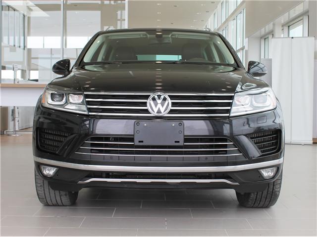2015 Volkswagen Touareg 3.0 TDI Highline (Stk: V7142) in Saskatoon - Image 2 of 22