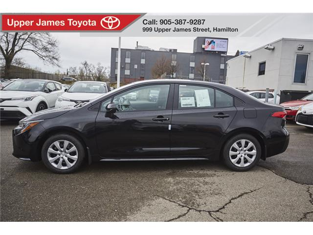 2020 Toyota Corolla LE (Stk: 200014) in Hamilton - Image 2 of 17