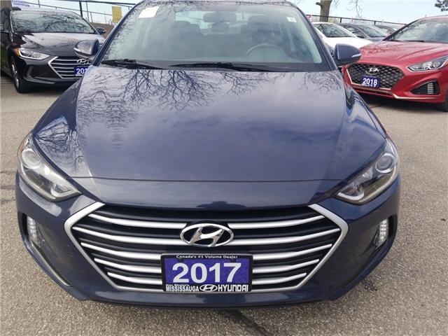 2017 Hyundai Elantra GL (Stk: OP9886) in Mississauga - Image 2 of 18
