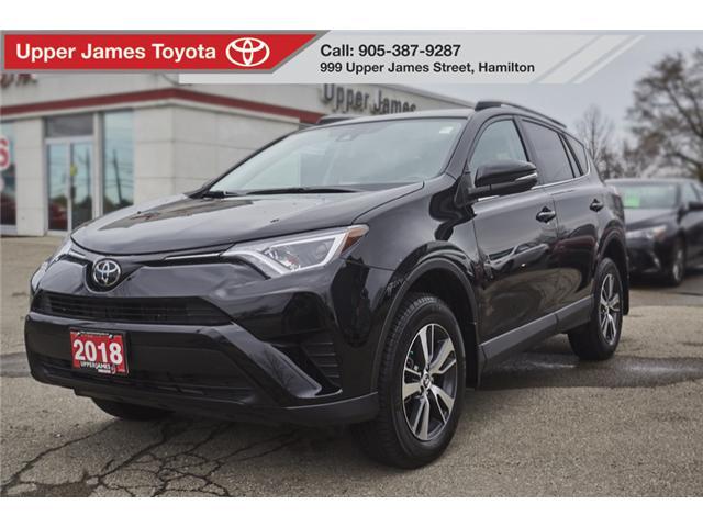 2018 Toyota RAV4 LE (Stk: 79599) in Hamilton - Image 1 of 17