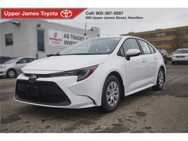 2020 Toyota Corolla L (Stk: 200020) in Hamilton - Image 1 of 16