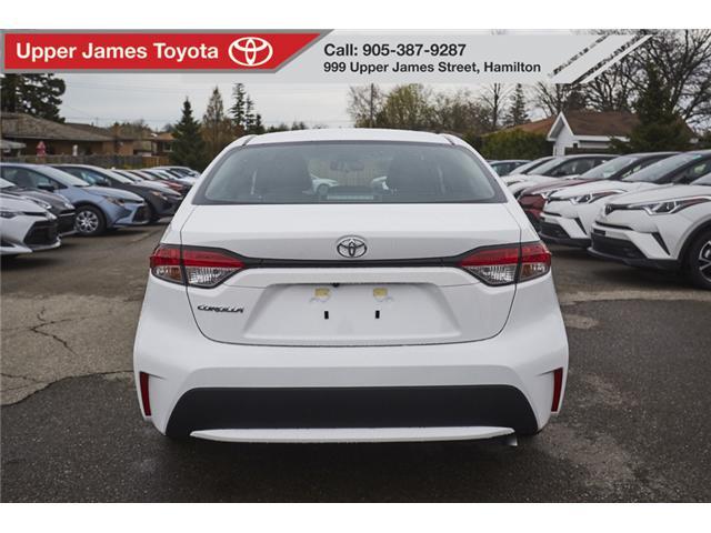 2020 Toyota Corolla L (Stk: 200020) in Hamilton - Image 6 of 16