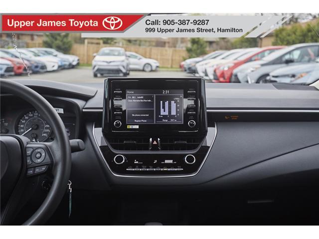 2020 Toyota Corolla L (Stk: 200020) in Hamilton - Image 11 of 16