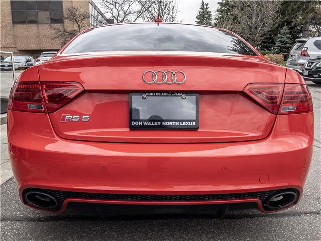 2015 Audi RS 5 4.2 (Stk: 28044A) in Markham - Image 8 of 24