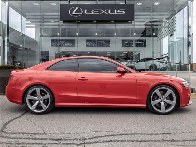 2015 Audi RS 5 4.2 (Stk: 28044A) in Markham - Image 10 of 24