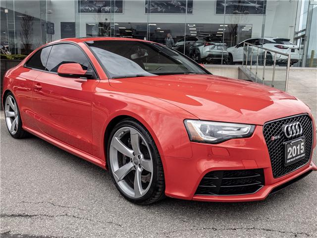 2015 Audi RS 5 4.2 (Stk: 28044A) in Markham - Image 1 of 24