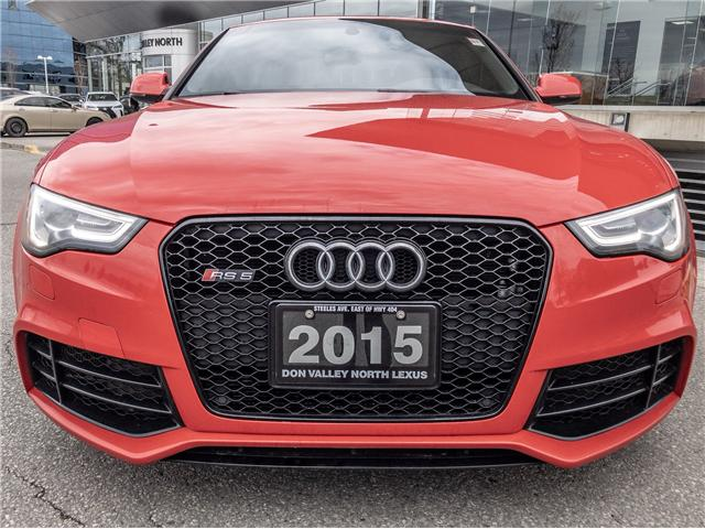 2015 Audi RS 5 4.2 (Stk: 28044A) in Markham - Image 3 of 24