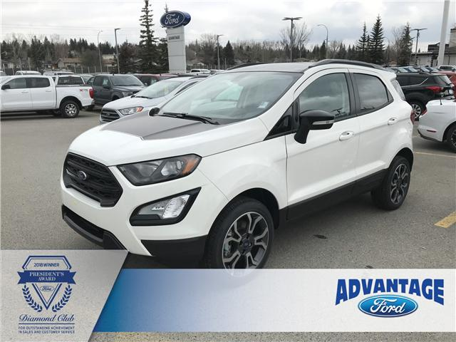 2019 Ford EcoSport SES (Stk: K-135) in Calgary - Image 1 of 5