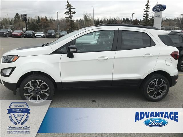 2019 Ford EcoSport SES (Stk: K-135) in Calgary - Image 2 of 5