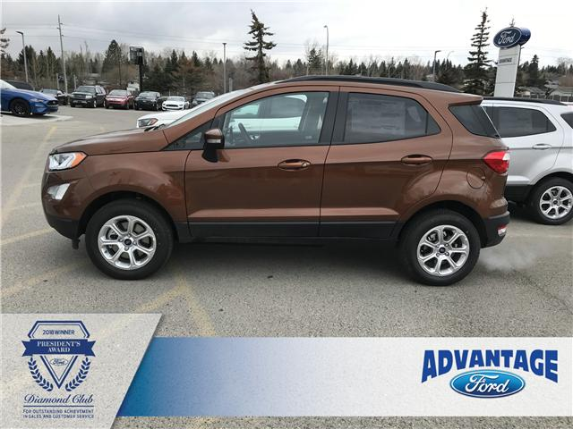 2019 Ford EcoSport SE (Stk: K-497) in Calgary - Image 2 of 5