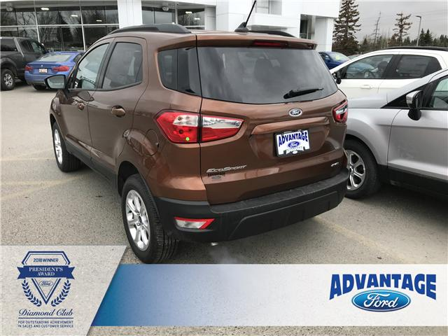 2019 Ford EcoSport SE (Stk: K-497) in Calgary - Image 3 of 5