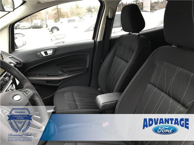 2019 Ford EcoSport SE (Stk: K-497) in Calgary - Image 4 of 5