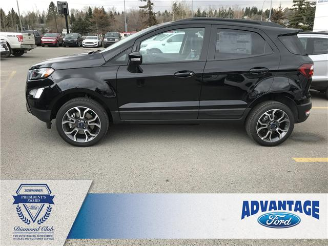 2019 Ford EcoSport SES (Stk: K-498) in Calgary - Image 2 of 5