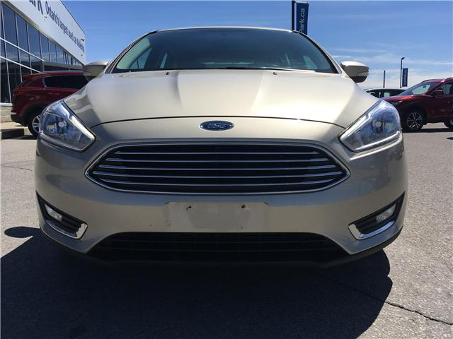 2018 Ford Focus Titanium (Stk: 18-05145RJB) in Barrie - Image 2 of 30