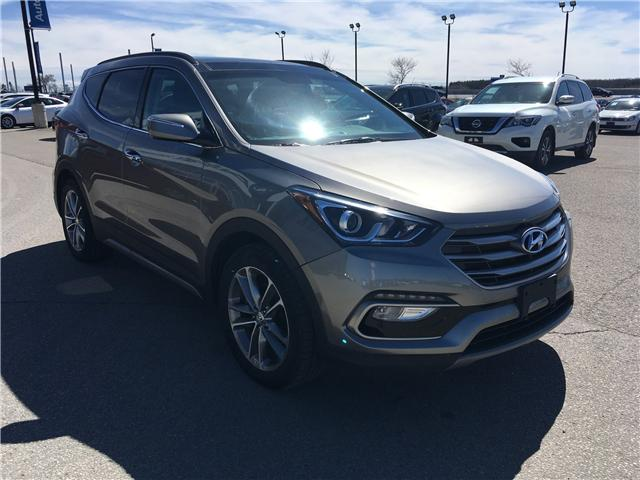 2017 Hyundai Santa Fe Sport 2.0T Limited (Stk: 17-07017RJB) in Barrie - Image 3 of 30