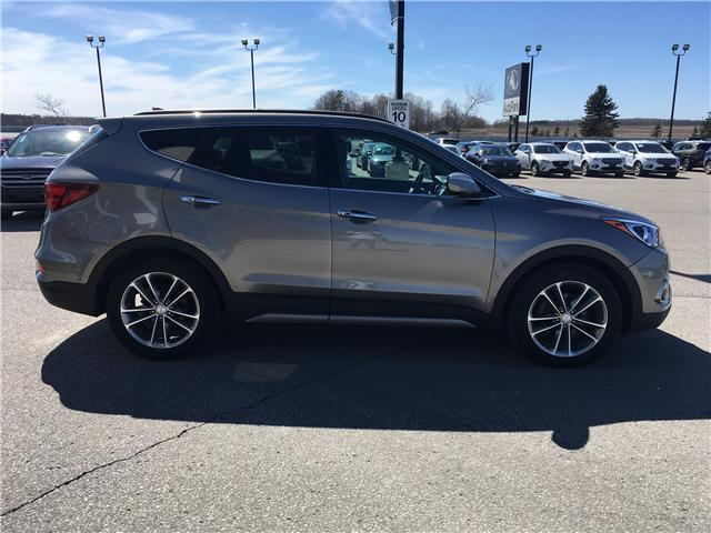 2017 Hyundai Santa Fe Sport 2.0T Limited (Stk: 17-07017RJB) in Barrie - Image 4 of 30
