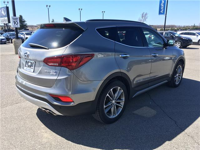 2017 Hyundai Santa Fe Sport 2.0T Limited (Stk: 17-07017RJB) in Barrie - Image 5 of 30
