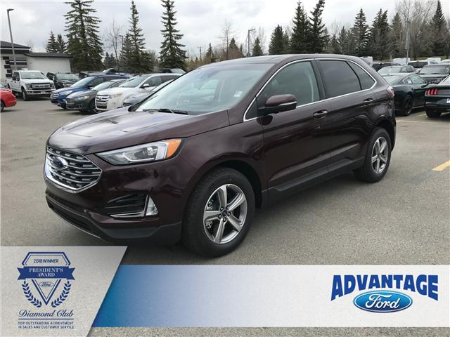 2019 Ford Edge SEL (Stk: K-1076) in Calgary - Image 1 of 5