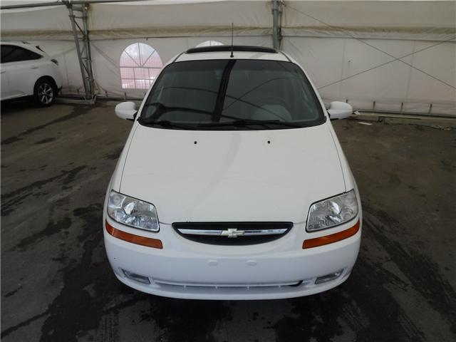 2005 Chevrolet Aveo 5 LT (Stk: ST1697) in Calgary - Image 2 of 11
