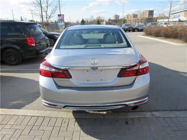 2016 Honda Accord LX (Stk: 26796L) in Ottawa - Image 3 of 13