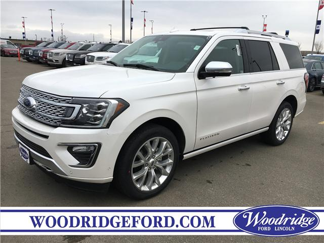 2019 Ford Expedition Platinum (Stk: K-1072) in Calgary - Image 1 of 5