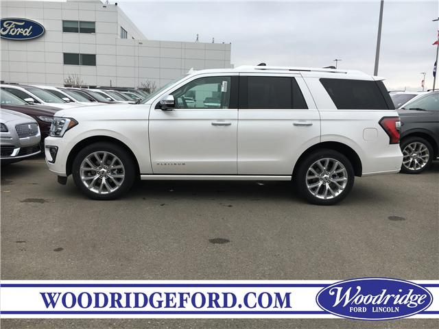 2019 Ford Expedition Platinum (Stk: K-1072) in Calgary - Image 2 of 5
