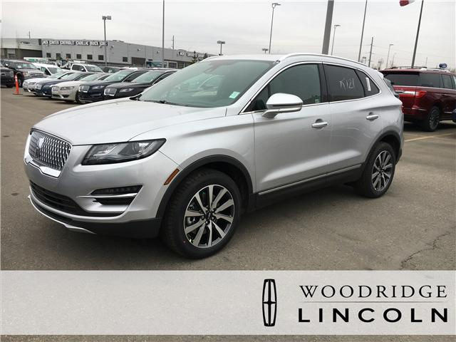 2019 Lincoln MKC Reserve (Stk: K-1482) in Calgary - Image 1 of 5