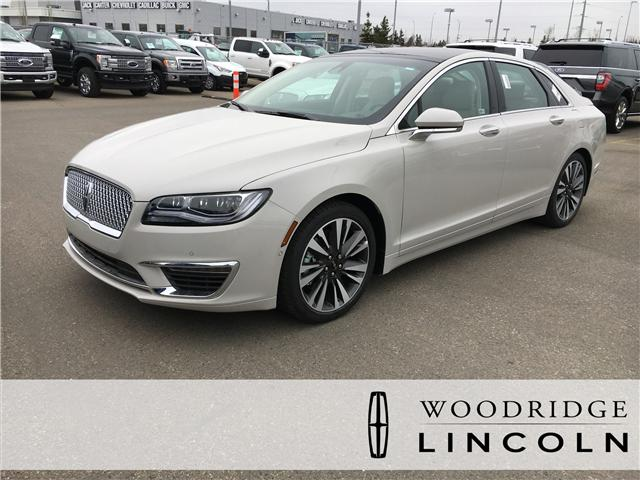 2019 Lincoln MKZ Reserve (Stk: K-1485) in Calgary - Image 1 of 5