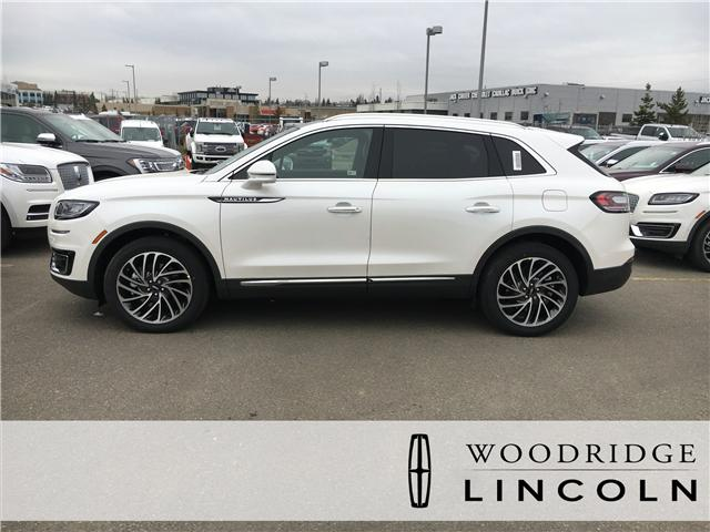 2019 Lincoln Nautilus Reserve (Stk: K-1675) in Calgary - Image 2 of 5