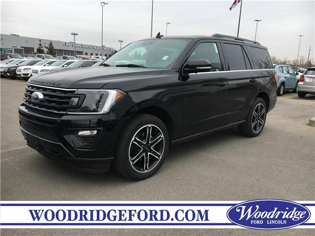 2019 Ford Expedition Limited (Stk: K-1727) in Calgary - Image 1 of 6