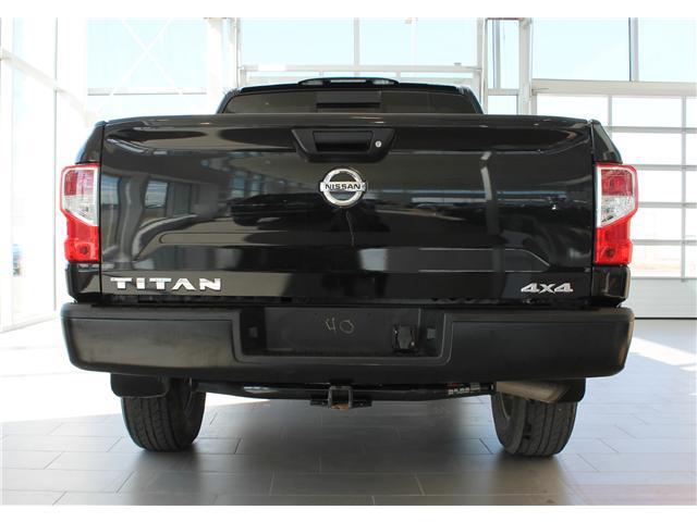 2017 Nissan Titan SV (Stk: V7167) in Saskatoon - Image 5 of 16