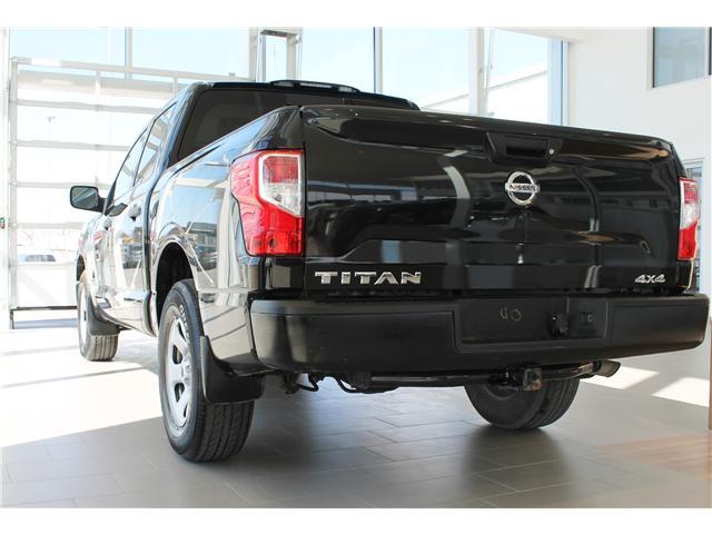 2017 Nissan Titan SV (Stk: V7167) in Saskatoon - Image 4 of 16