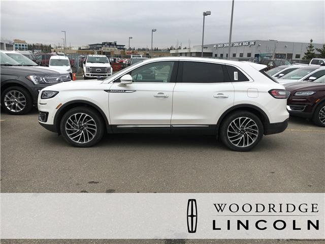 2019 Lincoln Nautilus Reserve (Stk: K-2061) in Calgary - Image 1 of 5