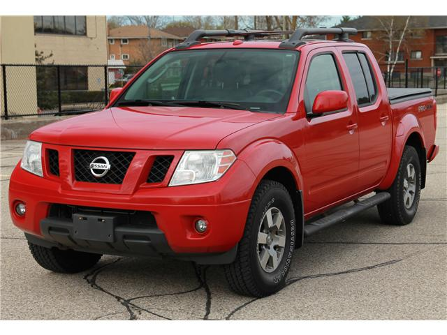 2010 Nissan Frontier PRO-4X (Stk: 1904174) in Waterloo - Image 1 of 25