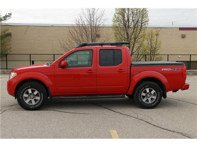 2010 Nissan Frontier PRO-4X (Stk: 1904174) in Waterloo - Image 2 of 25