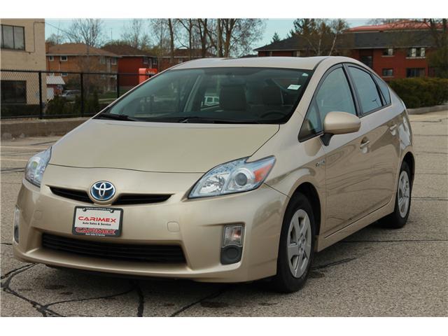 2011 Toyota Prius Base (Stk: 1904156) in Waterloo - Image 1 of 24