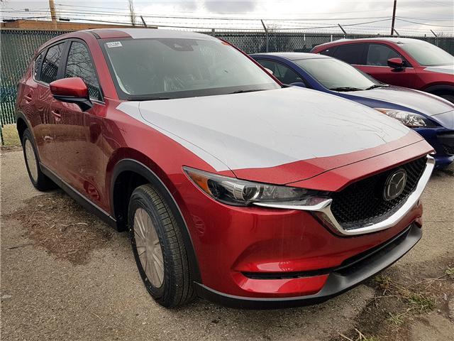 2019 Mazda CX-5 GS (Stk: H1766) in Calgary - Image 1 of 1