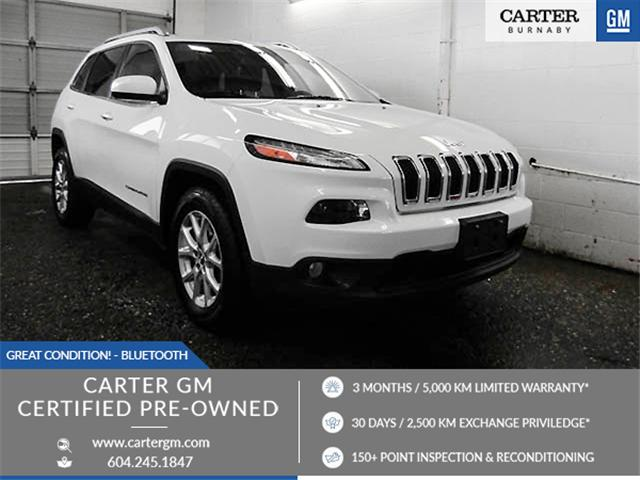 2016 Jeep Cherokee North (Stk: P9-56761) in Burnaby - Image 1 of 23